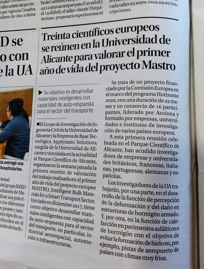 Proyecto Mastro